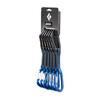 Black Diamond Posiwire Quickdraw 6-Pack 12cm